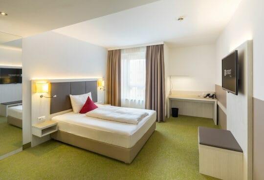 Barrierefreies Hotelzimmer