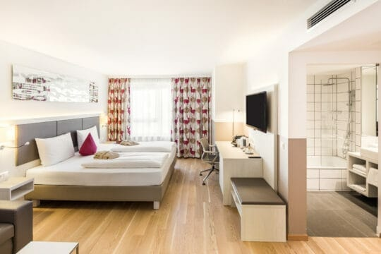 Zimmerkategorie Loft mit Badewanne