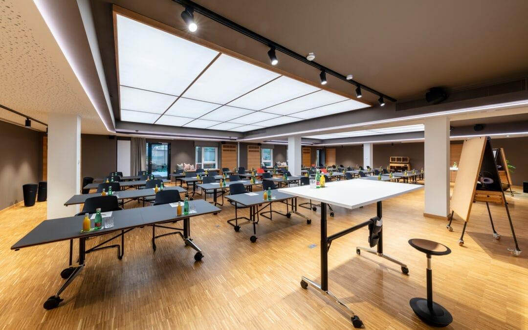Seminarraum Wien modern