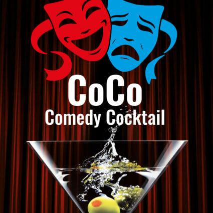 Comedy Cocktail mit Lisa Schmid, BE-Quadrat, Gerhard Gradinger