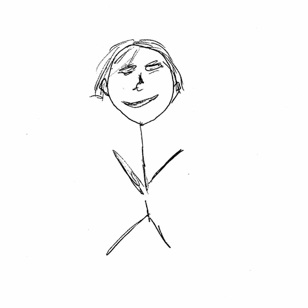 Zeitgeist Mitarbeiter Nina Zeichnung