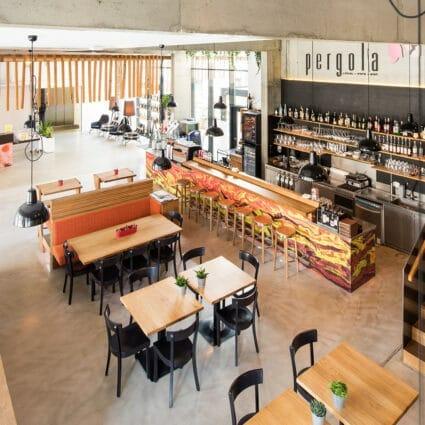 Lokal-Café-Bar Pergola