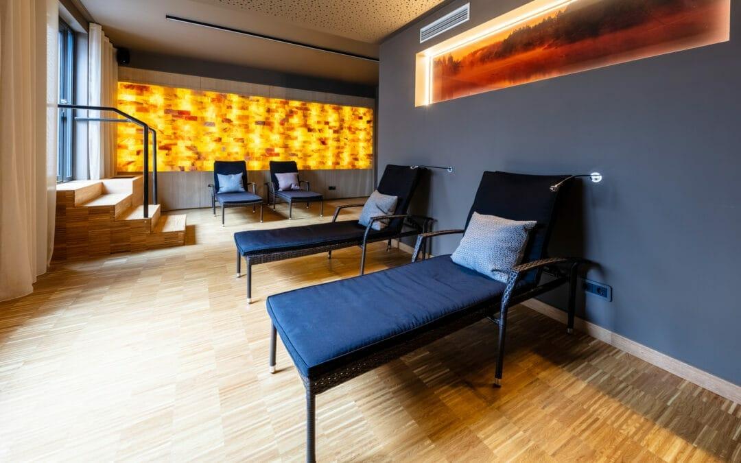 Wellness und Sauna im Hotel