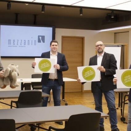 Covid-19 is banned from Zeitgeist Vienna