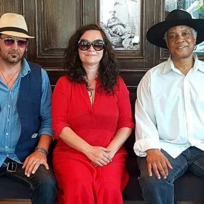 Meena Cryle, Chris Fillmore & Angus 'Bangus' Thomas