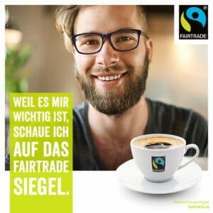 Zeitgeist ist Fairtrade Partner